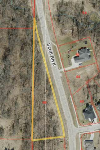 LOT 46 Scott Blvd, Columbia, MO 65203 (MLS #399118) :: Columbia Real Estate