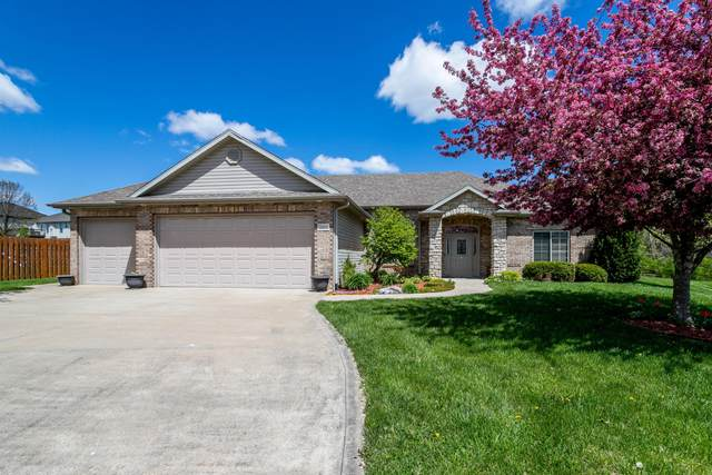 2003 Longstreet Dr, Columbia, MO 65202 (MLS #399128) :: Columbia Real Estate