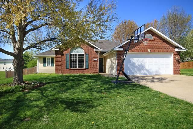2405 Springdale Dr, Columbia, MO 65202 (MLS #399129) :: Columbia Real Estate