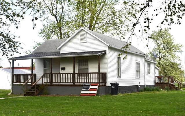 728 S Clark St, Moberly, MO 65270 (MLS #399196) :: Columbia Real Estate