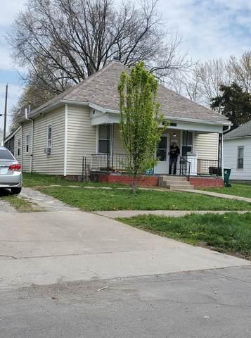 1311 Buchanan St, Moberly, MO 65270 (MLS #399353) :: Columbia Real Estate