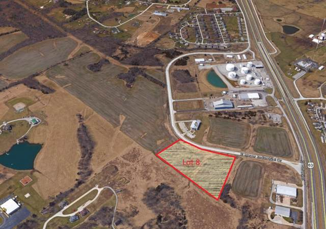 LOT 8 E Meyer Industrial Dr, Columbia, MO 65203 (MLS #399401) :: Columbia Real Estate