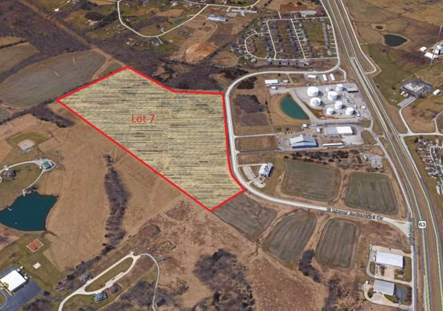 LOT 7 E Meyer Industrial Dr, Columbia, MO 65203 (MLS #399402) :: Columbia Real Estate