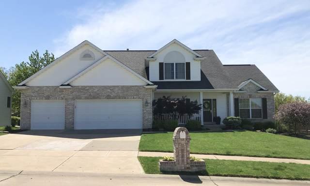 1704 Koala Dr, Wentzville, MO 63385 (MLS #399500) :: Columbia Real Estate
