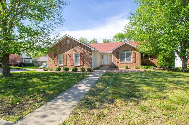 905 Haverhill Ct, Columbia, MO 65203 (MLS #399582) :: Columbia Real Estate