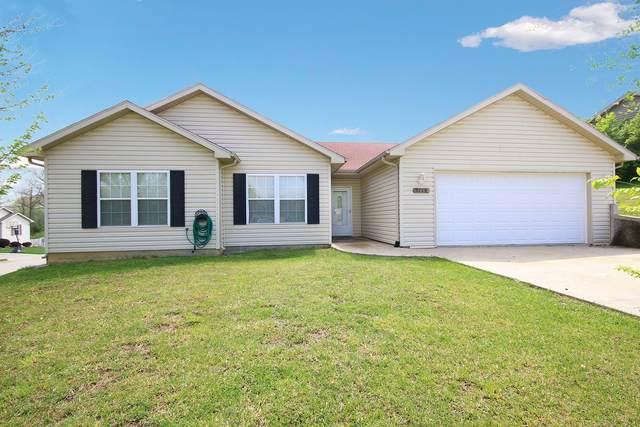 5750 Tyler Dr, Columbia, MO 65202 (MLS #399614) :: Columbia Real Estate