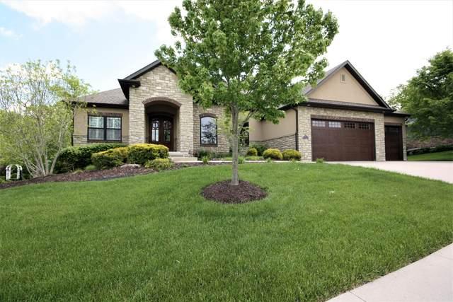 1402 Saddlebag Ct, Columbia, MO 65201 (MLS #399712) :: Columbia Real Estate