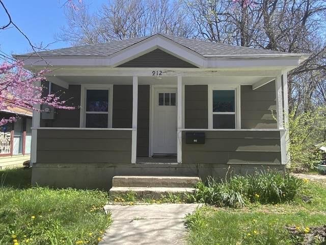 912 Sandifer Ave, Columbia, MO 65201 (MLS #399724) :: Columbia Real Estate