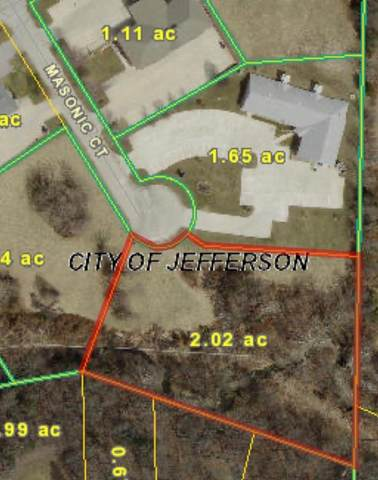 3215 Masonic Ct, Jefferson City, MO 65109 (MLS #399738) :: Columbia Real Estate