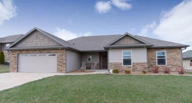 4109 Abbington Terr, Columbia, MO 65203 (MLS #399748) :: Columbia Real Estate