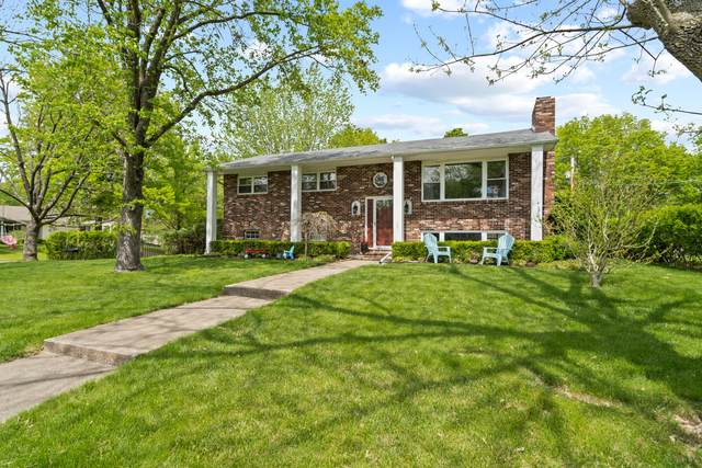 2808 Burrwood Dr, Columbia, MO 65203 (MLS #399769) :: Columbia Real Estate