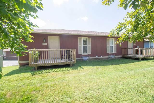 209 N West Blvd, Columbia, MO 65203 (MLS #399797) :: Columbia Real Estate