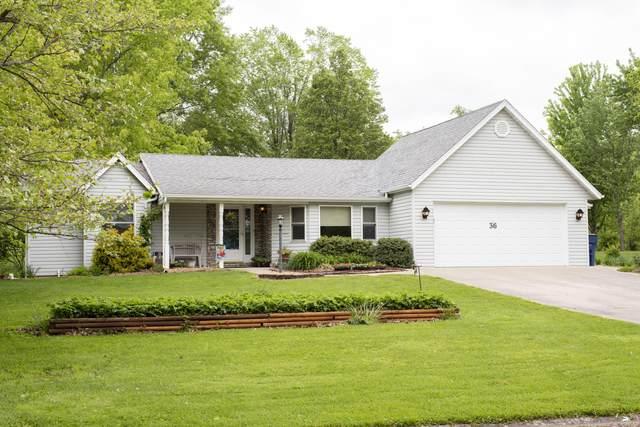 36 N Larand Dr, Holts Summit, MO 65043 (MLS #399849) :: Columbia Real Estate