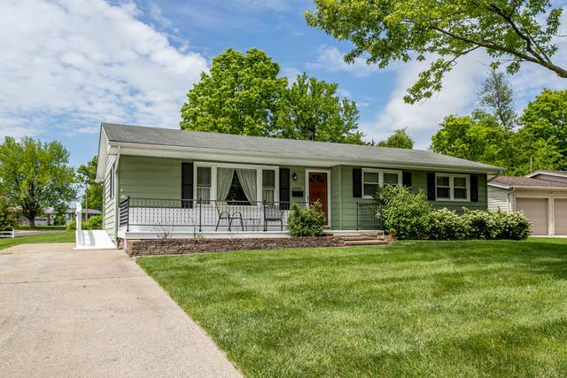 2709 Highland Dr, Columbia, MO 65203 (MLS #399883) :: Columbia Real Estate
