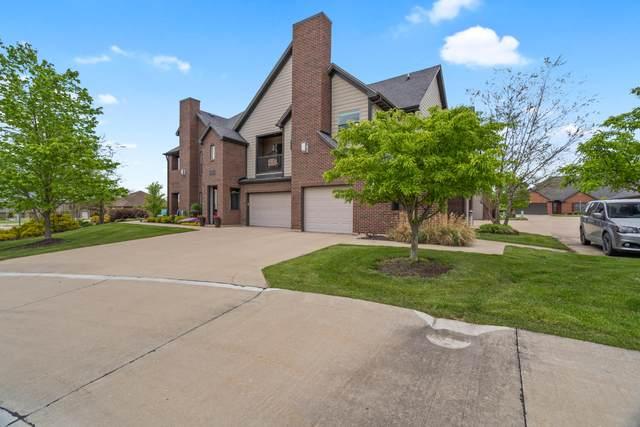 5728 Pergola Dr #207, Columbia, MO 65201 (MLS #399946) :: Columbia Real Estate