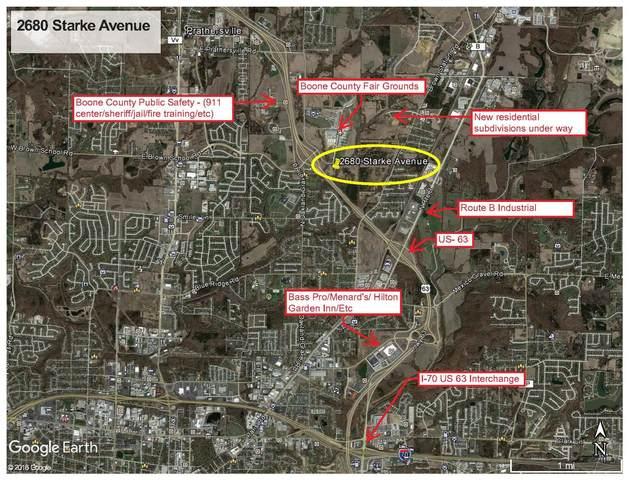 2680 E Starke, Columbia, MO 65202 (MLS #400125) :: Columbia Real Estate