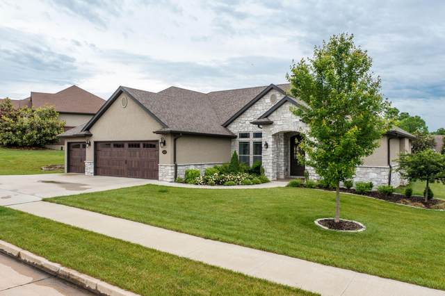2609 Rutherford Dr, Columbia, MO 65201 (MLS #400173) :: Columbia Real Estate