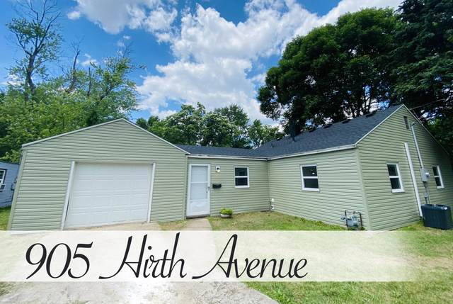 905 Hirth Ave, Columbia, MO 65203 (MLS #400225) :: Columbia Real Estate