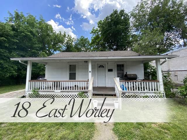 18 E Worley St, Columbia, MO 65203 (MLS #400262) :: Columbia Real Estate