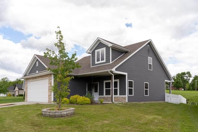 3203 Timber Run Dr, Columbia, MO 65203 (MLS #400291) :: Columbia Real Estate