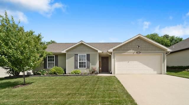 3401 Tuscany Rdg, Columbia, MO 65202 (MLS #400472) :: Columbia Real Estate