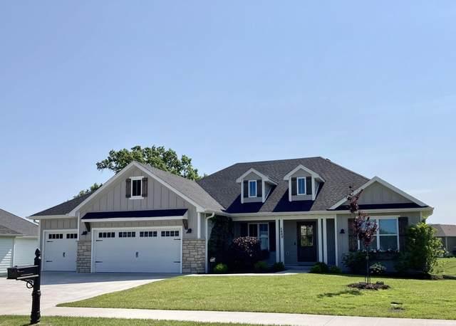 5448 Roscoe Ridge, Columbia, MO 65203 (MLS #400507) :: Columbia Real Estate