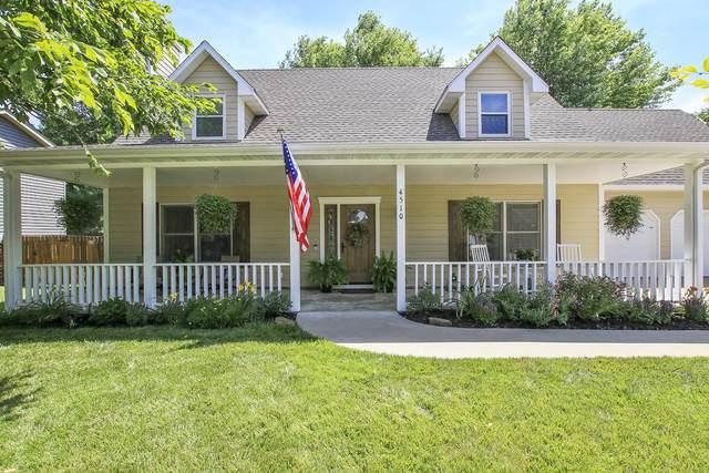 4510 Royal Lytham Dr, Columbia, MO 65203 (MLS #400527) :: Columbia Real Estate