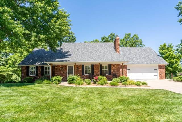 111 Dover St, Jefferson City, MO 65109 (MLS #400542) :: Columbia Real Estate