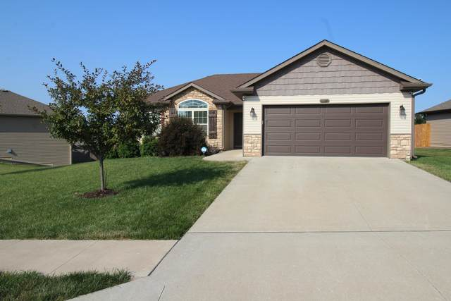 3705 Clydesdale Dr, Columbia, MO 65202 (MLS #400574) :: Columbia Real Estate