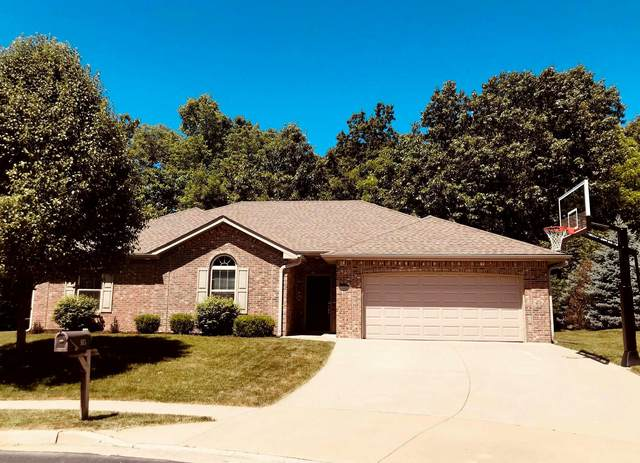 1815 N Mountainash Ct, Columbia, MO 65202 (MLS #400578) :: Columbia Real Estate