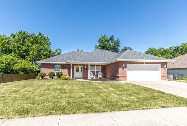 4603 Hockaday Pl, Columbia, MO 65202 (MLS #400597) :: Columbia Real Estate
