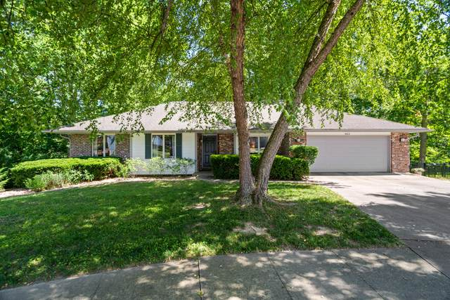 1612 Jesse Ln, Columbia, MO 65203 (MLS #400627) :: Columbia Real Estate