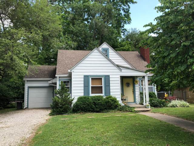 14 Aldeah Ave, Columbia, MO 65203 (MLS #400635) :: Columbia Real Estate