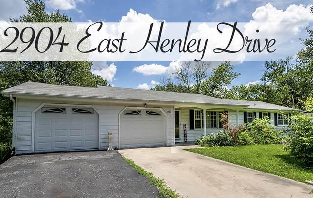 2904 E Henley Dr, Columbia, MO 65202 (MLS #400636) :: Columbia Real Estate
