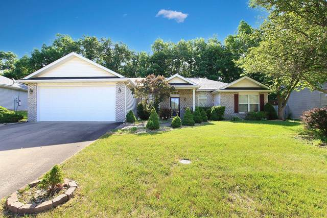 2008 Lafayette Ct, Columbia, MO 65202 (MLS #400662) :: Columbia Real Estate