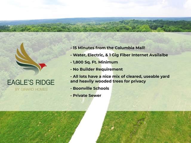 LOT 1 Mo Hwy 179(Eagles Ridge Lot 1), Wooldridge, MO 65287 (MLS #400783) :: Columbia Real Estate