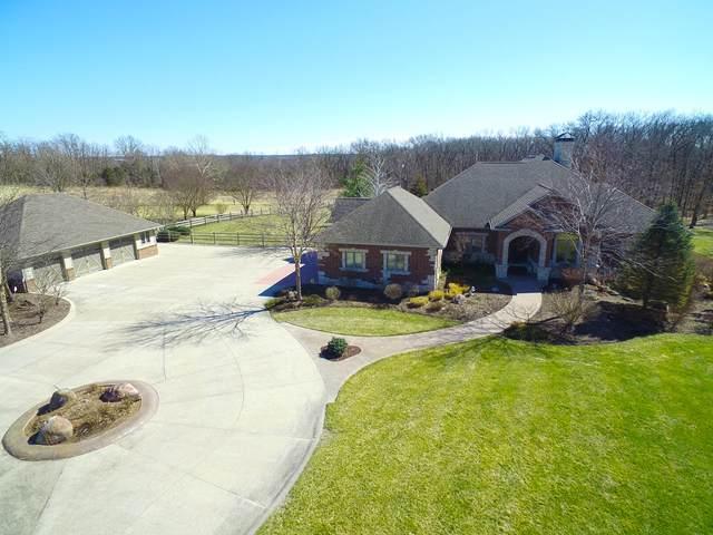 7400 N Fall Creek Dr, Columbia, MO 65202 (MLS #400914) :: Columbia Real Estate
