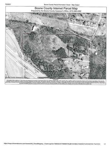 N Wagon Trail Rd, Columbia, MO 65202 (MLS #401058) :: Columbia Real Estate