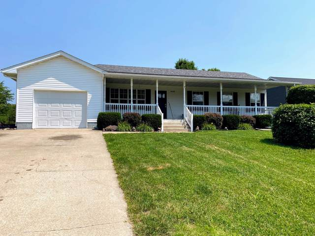 1405 E Mckinsey St, Moberly, MO 65270 (MLS #401092) :: Columbia Real Estate