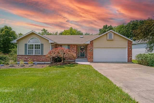 3917 Woods Edge Rd, Columbia, MO 65203 (MLS #401284) :: Columbia Real Estate