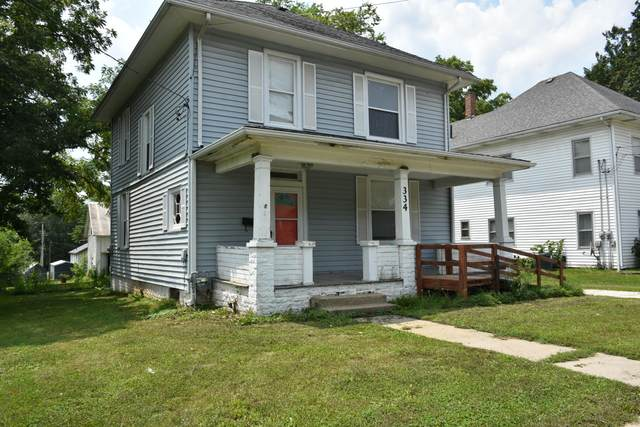 334 E Rollins St, Moberly, MO 65270 (MLS #401384) :: Columbia Real Estate