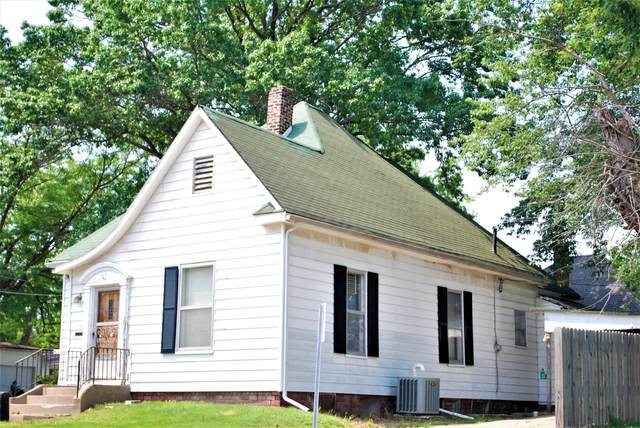 541 Fisk Ave, Moberly, MO 65270 (MLS #401443) :: Columbia Real Estate