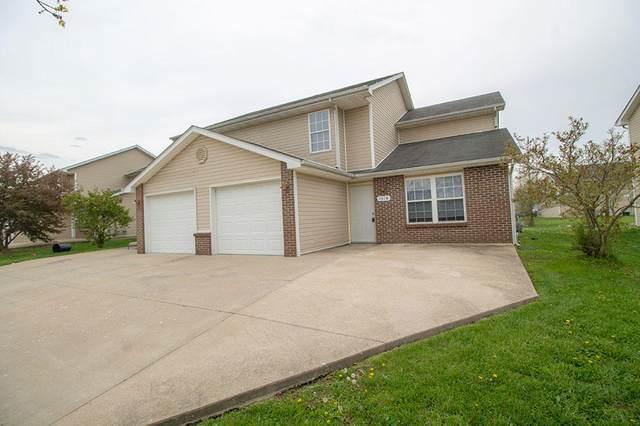 1516 Citadel Dr, Columbia, MO 65202 (MLS #401555) :: Columbia Real Estate