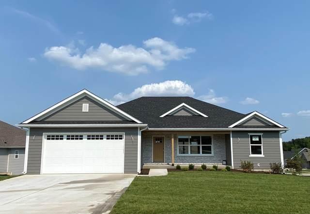 LOT 654 Perche Ridge Dr, Columbia, MO 65203 (MLS #401582) :: Columbia Real Estate
