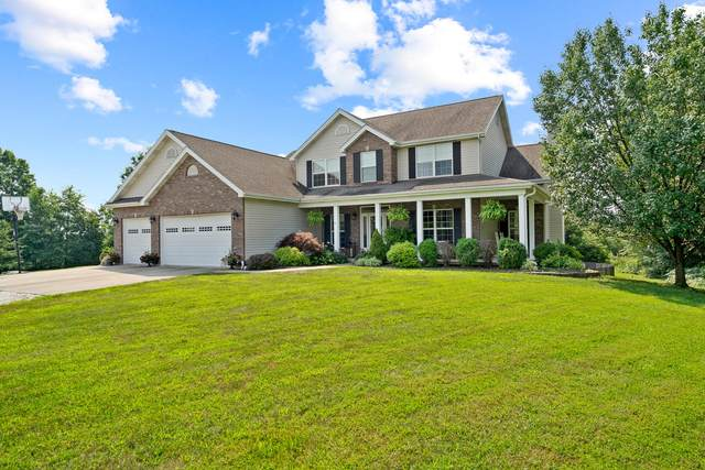 1171 County Rd 2731, Moberly, MO 65270 (MLS #401591) :: Columbia Real Estate