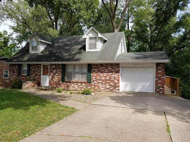 207 S Lincoln St, Jefferson City, MO 65101 (MLS #401600) :: Columbia Real Estate