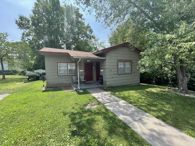1408 Richardson St B, Columbia, MO 65201 (MLS #401611) :: Columbia Real Estate