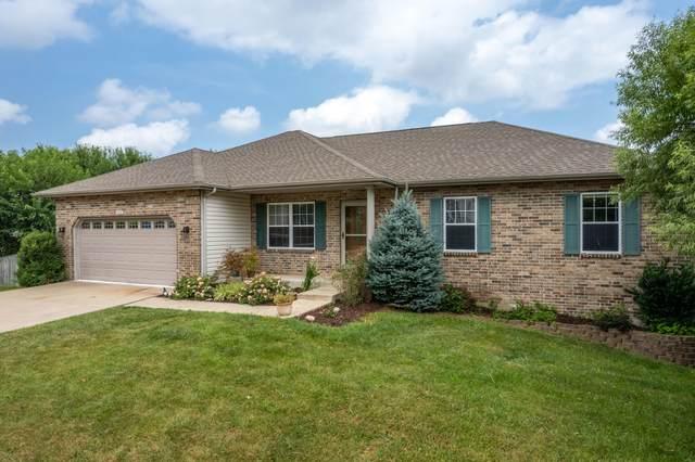 3806 Triple Crown Dr, Columbia, MO 65202 (MLS #401631) :: Columbia Real Estate