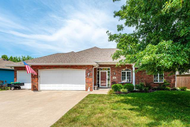 3803 Lyman Dr, Columbia, MO 65203 (MLS #401652) :: Columbia Real Estate