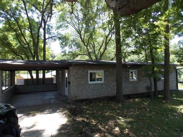 1601 Caniff Cir, Columbia, MO 65201 (MLS #401667) :: Columbia Real Estate